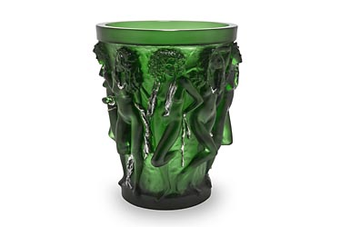 Sirenes Lalique, Green