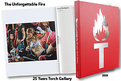 The Unforgettable Fire 25 Years Torch Gallery (The Netherlands), 2009