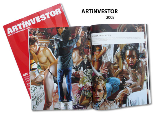 ATRiVESTOR (Germany), 2008
