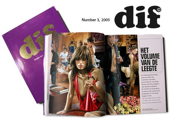 dif (The Netherlands), No.3, 2005