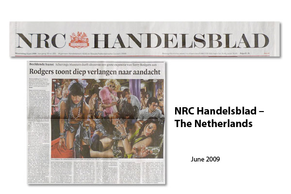NRC Handelsblad (The Netherlands), June 3, 2009