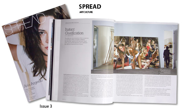 Spread Artculture (USA), Issue 3 2008