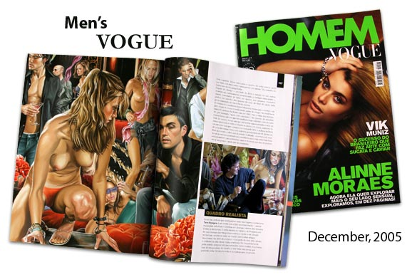 b34b5a5ce7c1f Magazines newspapers vogue homem brazil december terry jpg 585x389 Vogue  homem