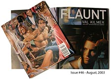 FLAUNT (USA), August 2003